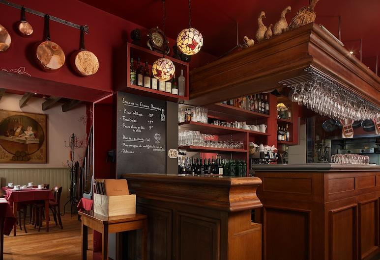 Hotel-Restaurant Le Vert Galant, Paryż, Recepcja