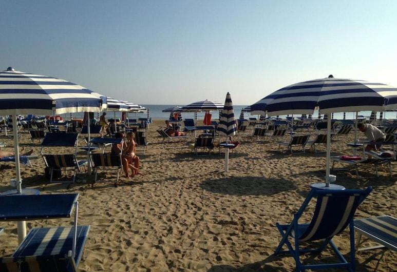 Hotel Miramare, פאנו, חוף ים