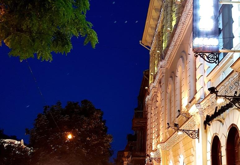 Ayvazovsky, Odessa, Hotel Front