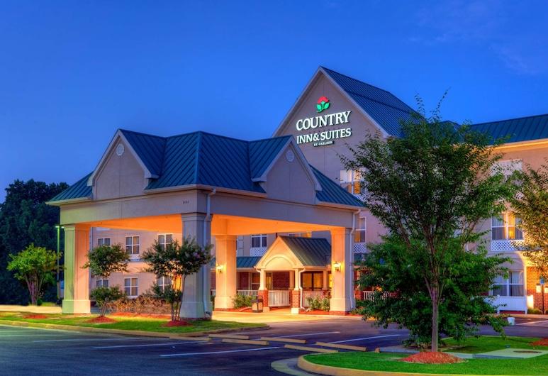 Country Inn & Suites by Radisson, Chester, VA, Chester, Ārpuse