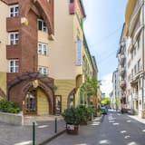 Standartinio tipo dvivietis kambarys - Vaizdas į gatvę