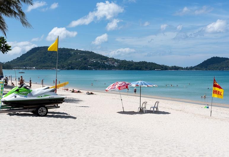 Patong Paragon Resort & Spa, Patong, Beach