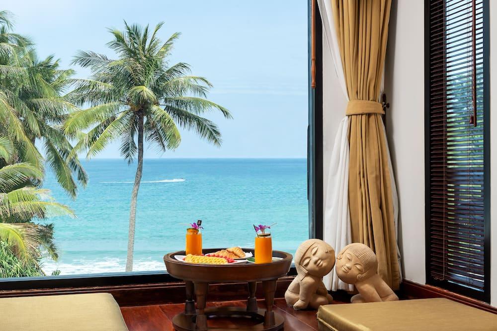 Apartament typu Executive Suite - Z widokiem na plażę/ocean