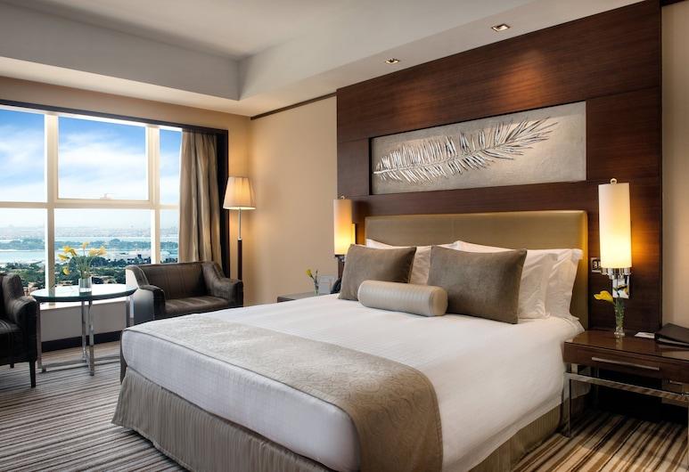 Grand Millennium Dubai, Dubaï, Suite Exécutive, 1 chambre, accès salon affaires, vue mer, Chambre