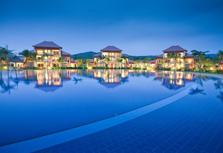 Tamassa Resort - All Inclusive, Bel Ombre, Kolam Renang Luar Ruangan