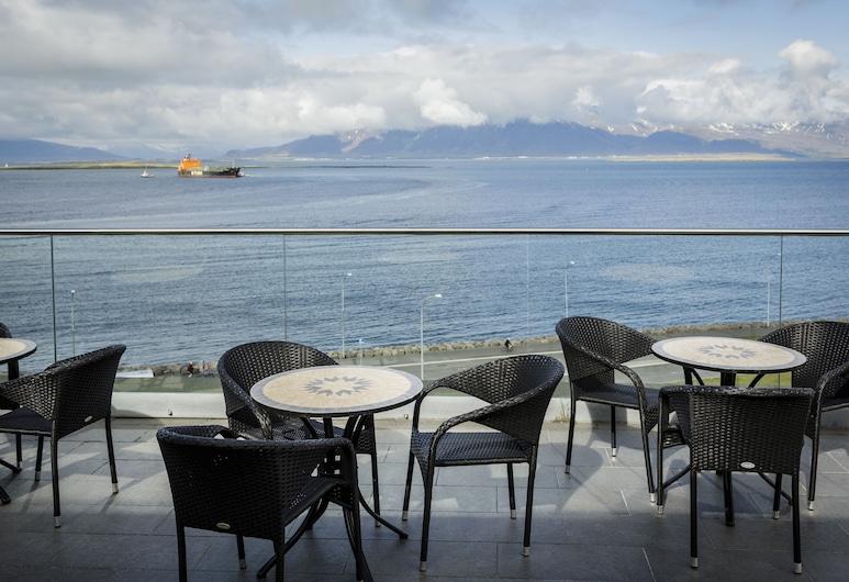 Center Hotels Arnarhvoll, Reykjavik, Outdoor Dining