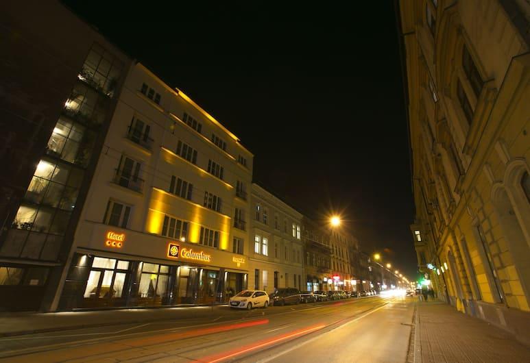 Columbus Hotel, Krakow, Exterior