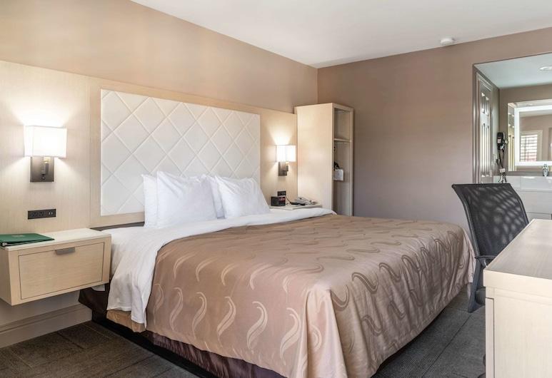 Quality Inn University, Berkeley, Habitación estándar, 1 cama King size, para no fumadores, Habitación