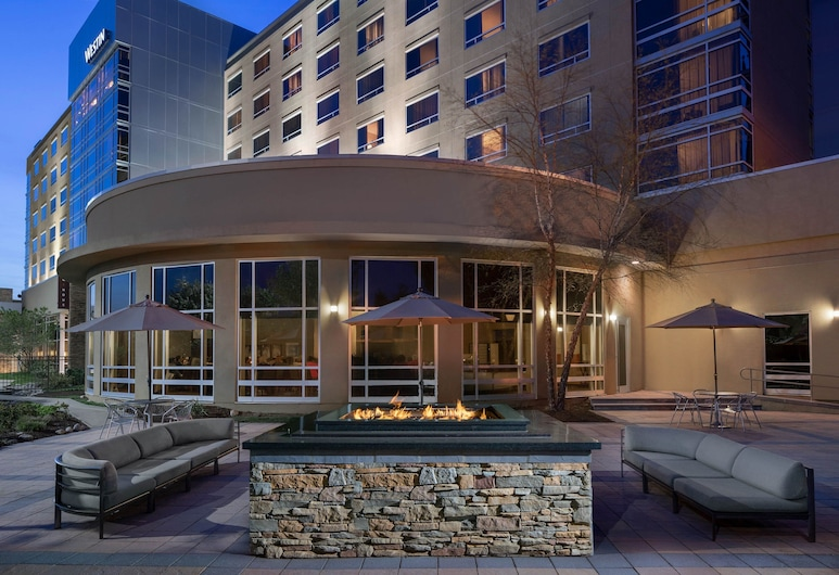 The Westin Baltimore Washington Airport - BWI, Linthicum Heights, Terraza o patio