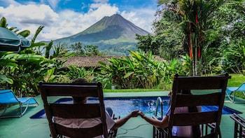Obrázek hotelu Mountain Paradise Hotel ve městě La Fortuna