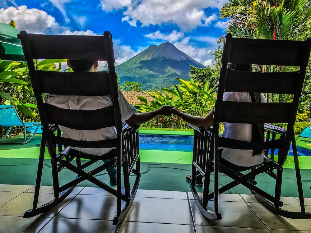 Mountain Paradise Hotel La Fortuna