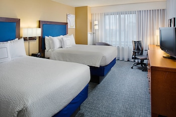Nuotrauka: Courtyard by Marriott Atlantic City Beach Block, Atlantik Sitis