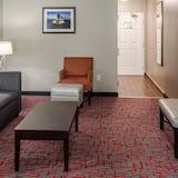 Standard Oda, 1 En Büyük (King) Boy Yatak, Engellilere Uygun, Sigara İçilmez - Oturma Alanı