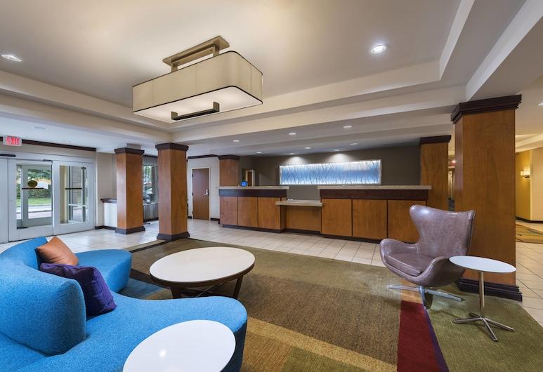 Fairfield Inn & Suites Marianna, Маріанна, Фойє