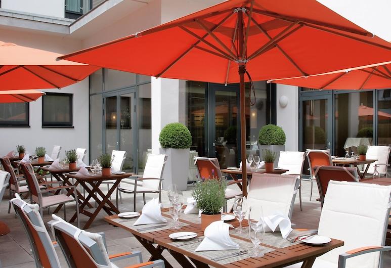 Lindner Hotel Am Michel, Hamburg, Terrasse/Patio