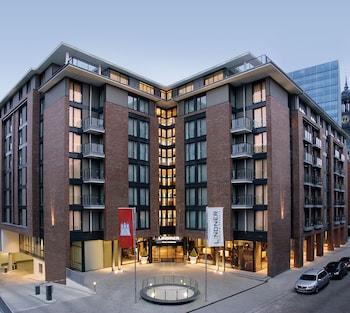 Nuotrauka: Lindner Hotel Am Michel, Hamburgas