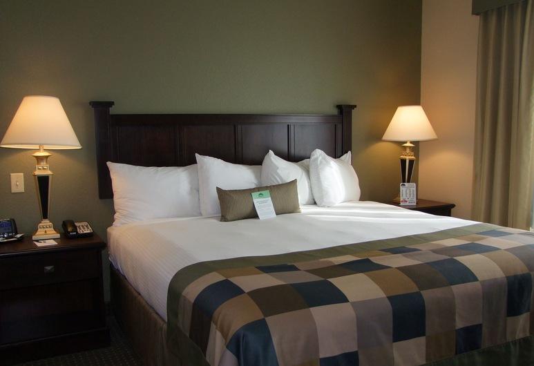 Wingate By Wyndham Peoria, Peoria, Standardzimmer, 1King-Bett, barrierefrei, Zimmer