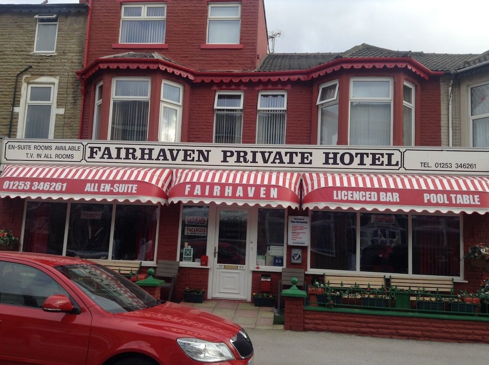 The Fairhaven Hotel, Blackpool