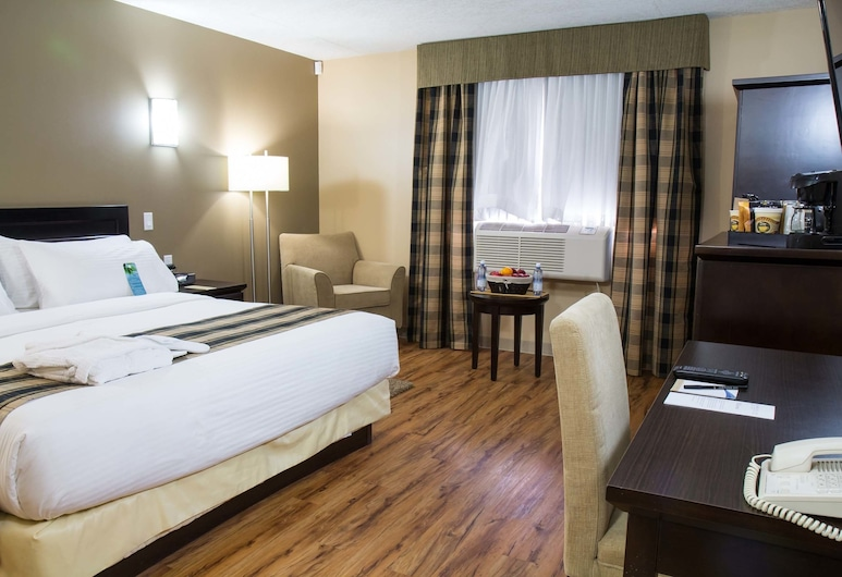 薩維吉和平河飯店, 靜河, 客房