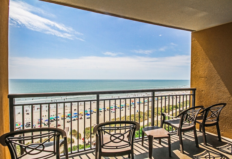 Anderson Ocean Club and Spa by Oceana Resorts, Myrtle Beach, Terrazza/Patio