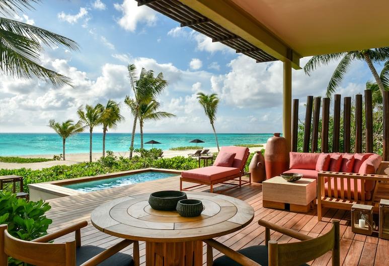Rosewood Mayakoba, Playa del Carmen, Studio Suite, menghadap pantai, Kamar Tamu