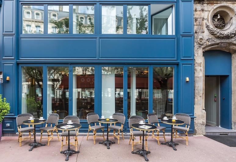 Hotel Silky by HappyCulture, Lyon, Terrasse/Patio
