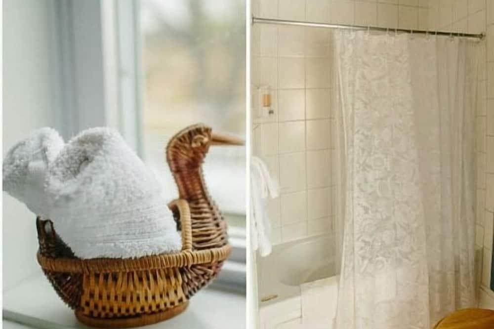 Standaard tweepersoonskamer, en-suite badkamer (Bridal Room) - Badkamer