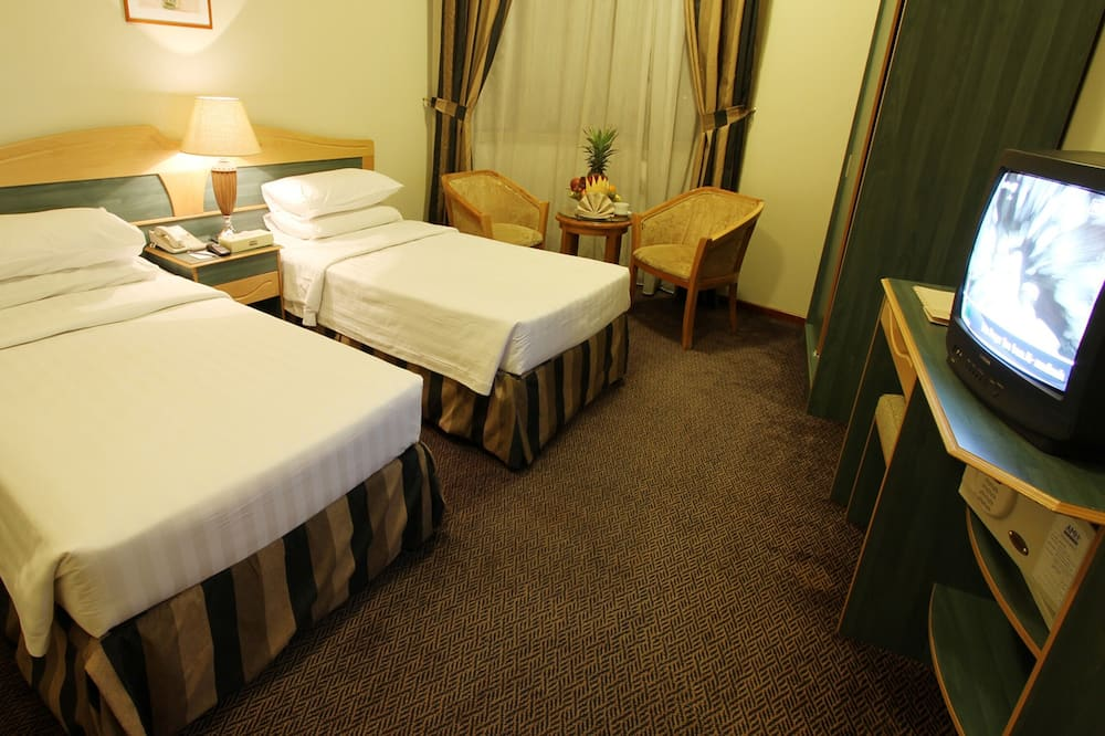 Standard İki Ayrı Yataklı Oda - Banyo