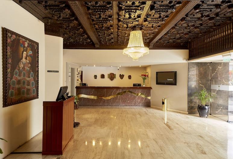 Hotel Carrera SAC, Lima, Hall