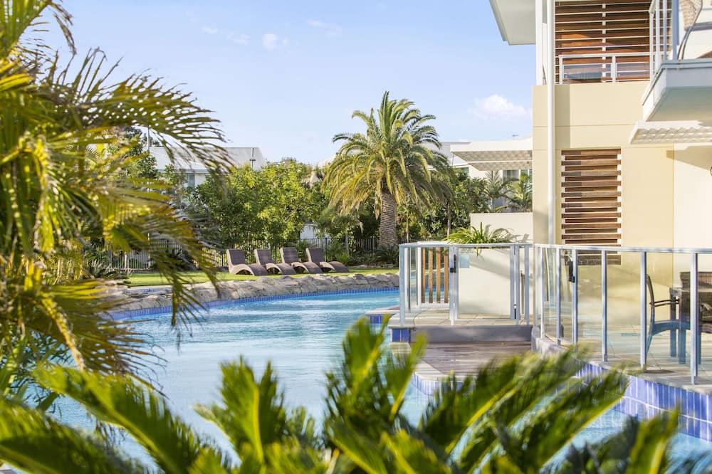 公寓, 2 间卧室 (Dual Key Swimout) - 酒店外部