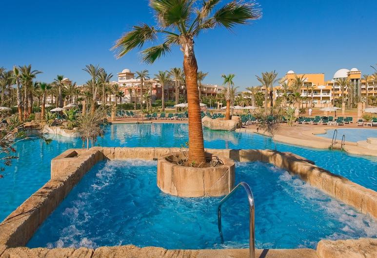 Zimbali Playa Spa Hotel, Vera, Vonkajší bazén