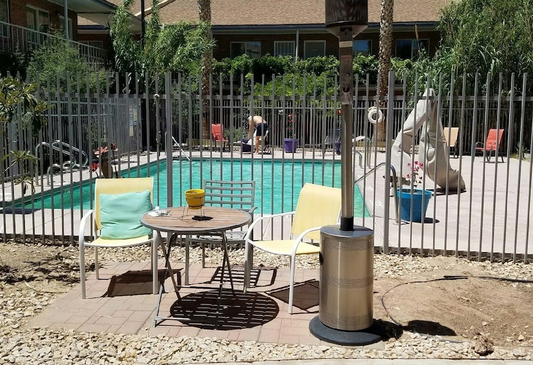 The Big Chile Inn, Las Cruces, Outdoor Pool