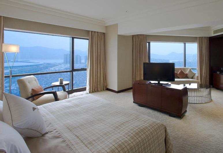 Four Points by Sheraton Hangzhou, Binjiang, Hangzhou, Deluxe-rum, Gästrum