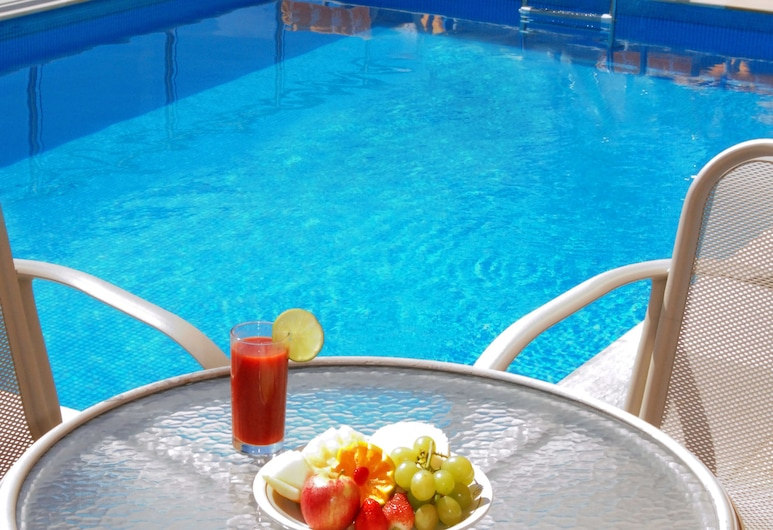 Windsor Asturias Hotel, Rio de Janeiro, Bazén