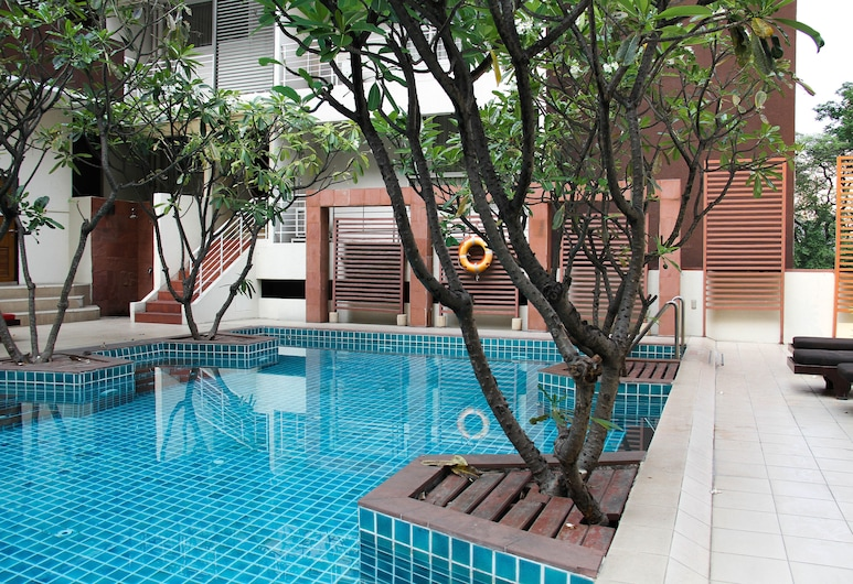 FuramaXclusive Sathorn, Bangkok, Bangkok, Außenpool