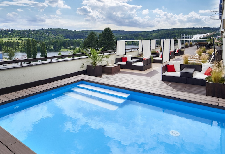 Orea Resort Santon Brno, Brno, Outdoor Pool