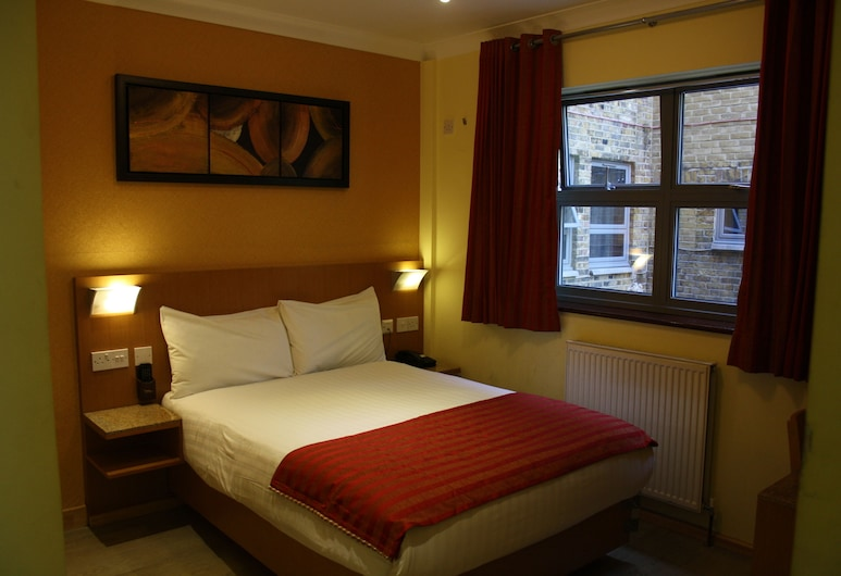 Eurotraveller Hotel Express, Londres, Chambre Familiale (Sleeps 4), Chambre