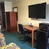 Economy Double Room, 2 Queen Beds - Guest Room