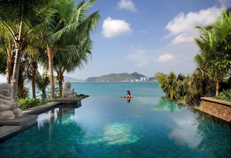 Mandarin Oriental, Sanya, Sanya, Deluxe-Villa (Coral Bay), Zimmer