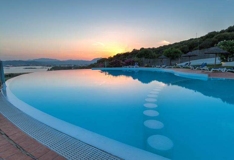 Hotel Alessandro, Olbia, Pool