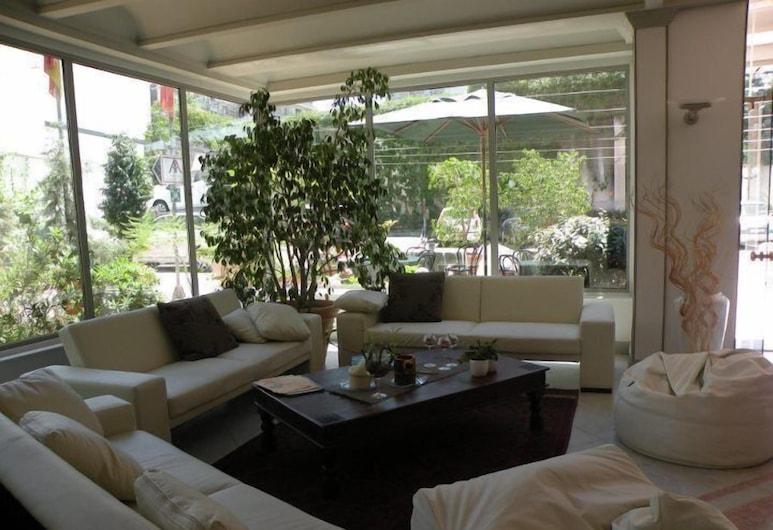 Torreata Residence Hotel, Palermo, Otel Dinlenme Salonu