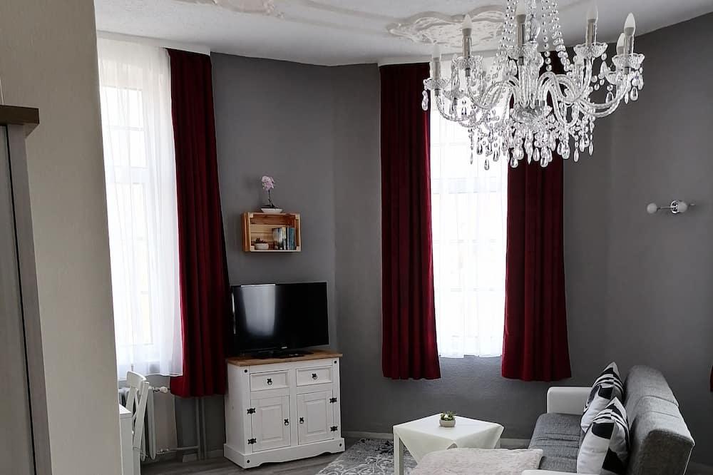 Junior Studio - Living Area