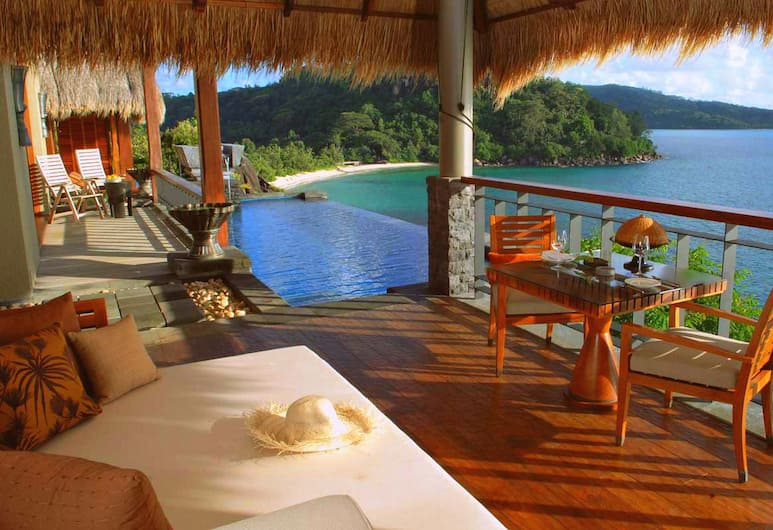 Maia Luxury Resort & Spa - All Inclusive, Mahe Island, Balcony