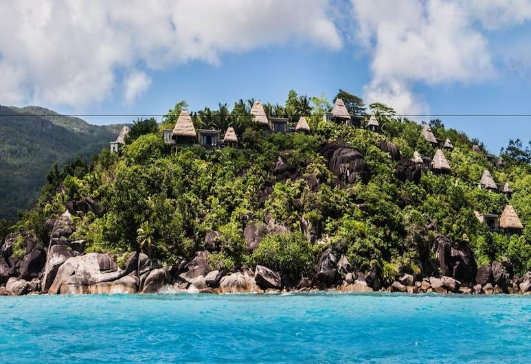 Anantara Maia Seychelles Villas, Mahe, Vista dall'hotel