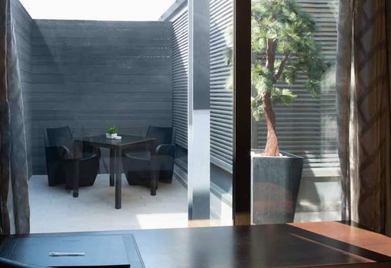 Catalonia Avinyó, Barcelone, Chambre Supérieure, terrasse, Chambre