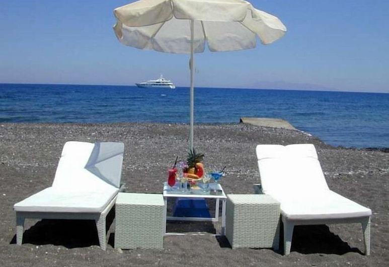 Hotel Imperial MED & SPA, Santorini, Beach