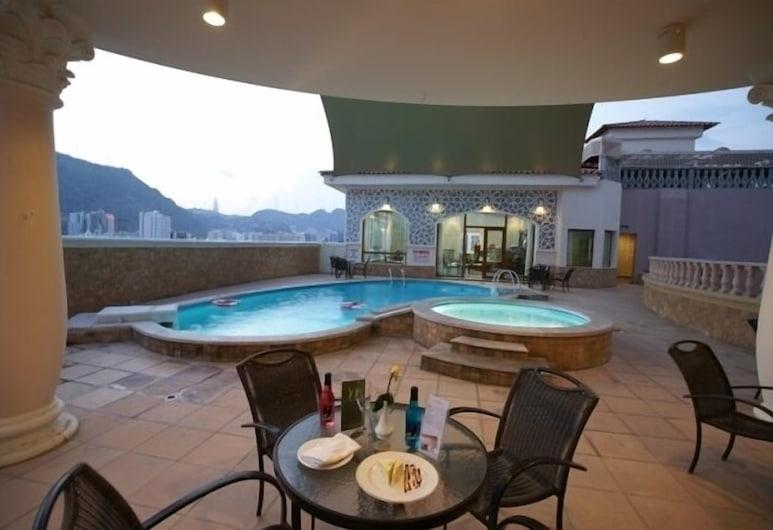 Al Khozama Manazel Al Ain Hotel, Mecca, Āra baseins