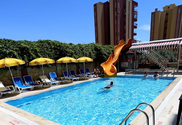 Dinc Hotel, Antalya, Kolam Renang Luar Ruangan