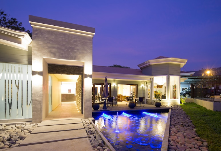 Hotel Villa Los Candiles, Santa Ana