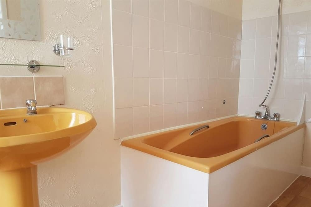 Szoba két külön ággyal - Fürdőszoba